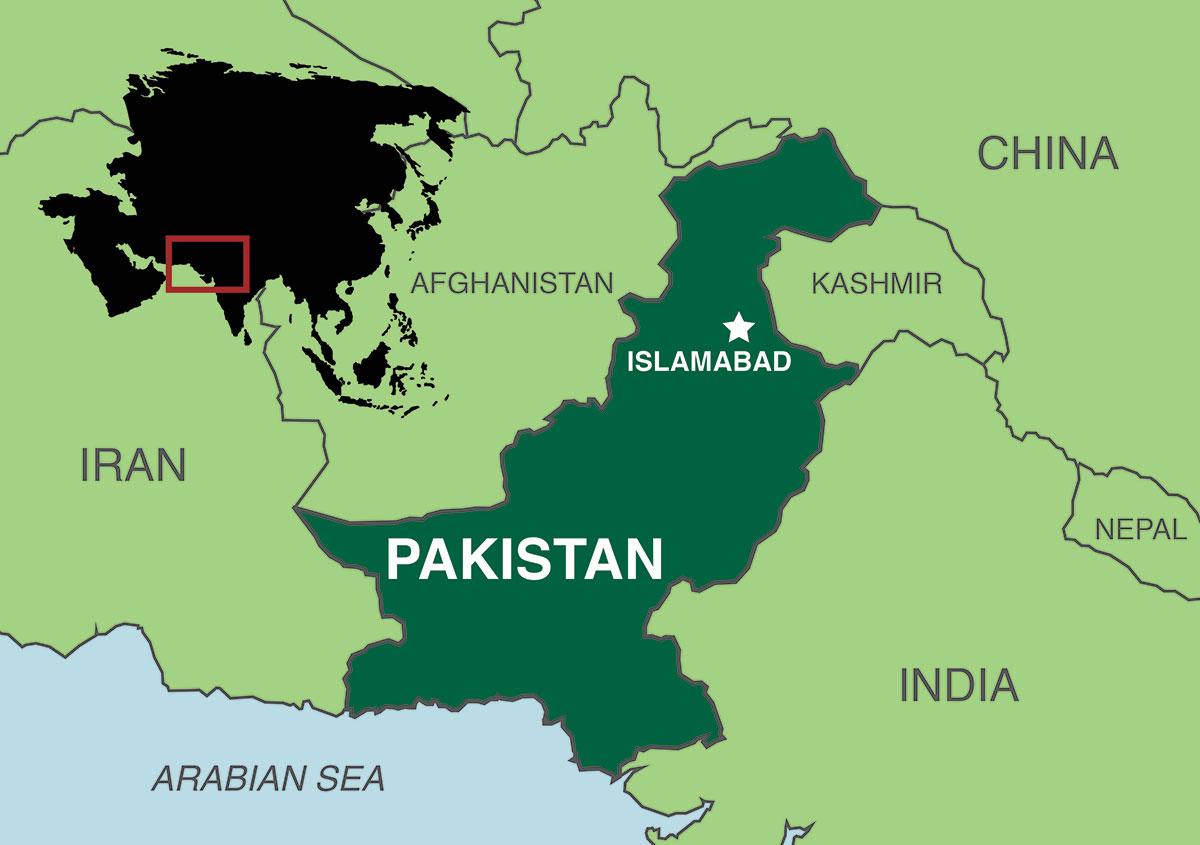 что могу пакистан на карте мира фото добиться гармонии