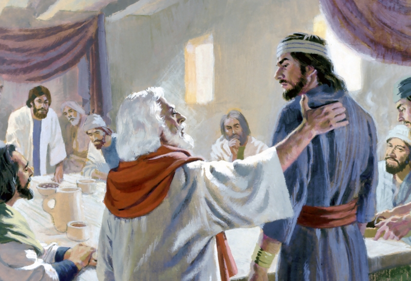 Клятва евреев царю фото