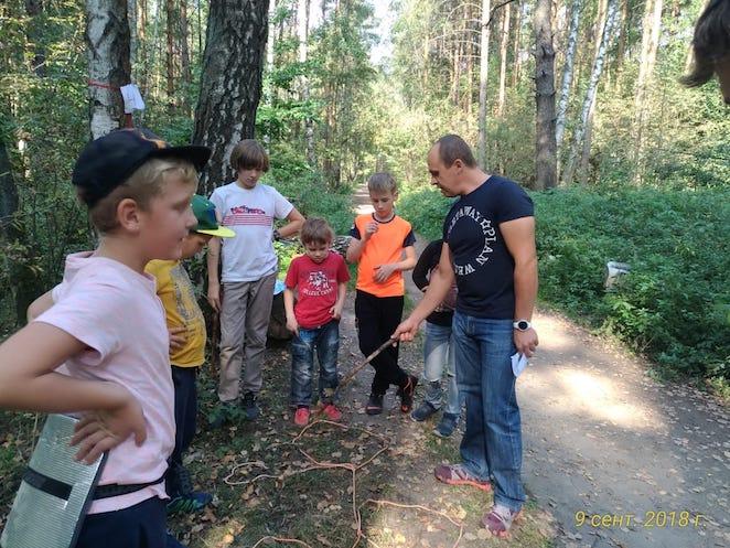 Лесной квест стал живой проповедью для московских «Искателей приключений»